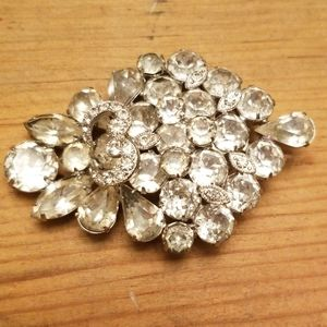 EISENBERG ICE brooch Vintage Excellent Condition!